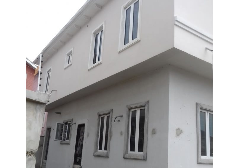 An off plan 5 bedrooms fully detached duplex with a room boy's quarter