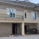 A well finished 5 bedroom semi-detached duplex with a room BQ