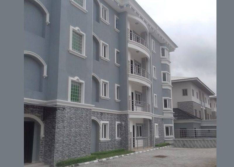 A block of 8 units of 3 bedroom flat for sale in Lagos, Victoria Island, Oniru