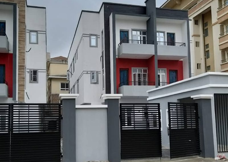 New 5 bedroom detached duplex for sale in Lagos, Victoria Island, Oniru