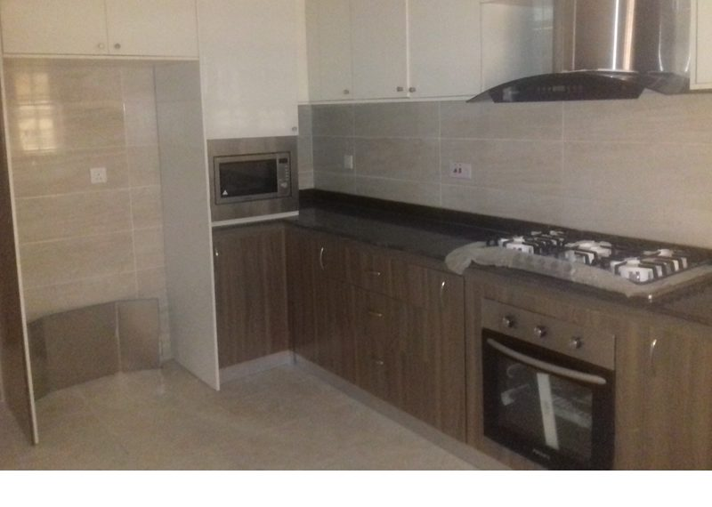 A 4 bedroom luxury terrace duplex and a room boy's quarter