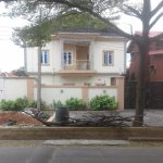 An exquisite 5 bedroom fully detached duplex with a room BQ