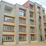 A superbly built 4 bedroom flat with attached BQ
