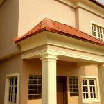 A newly built 4 bedroom fully detached duplex and a room BQ