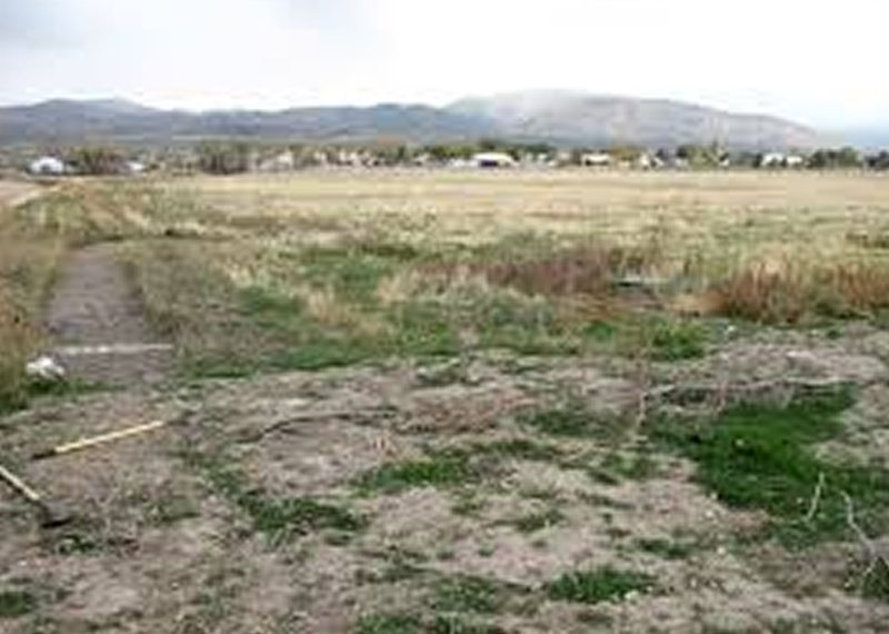 A residential land measuring 912.146sqm