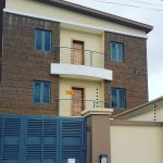 A beautifully finished 5 bedroom fully detached duplex with 3 rooms bq