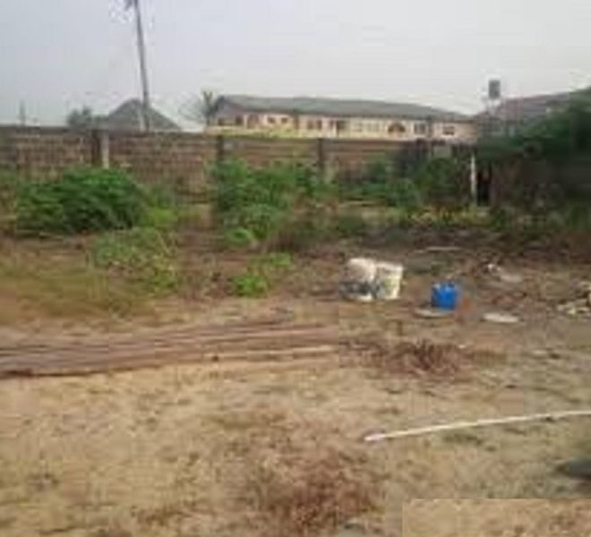 A corner piece land of 3500sqm land for Joint venture.