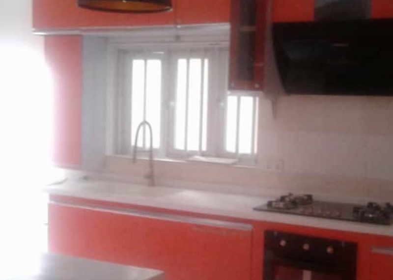 A brand new twin 4 bedroom duplex with a penthouse and BQ each