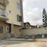 A nicely built 3 bedroom flat with massive master bedroom,