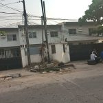 A well-built 3 units of 3 bedroom terrace duplex with attached BQ