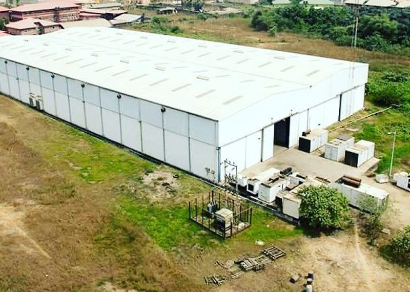 An expansive land space of 65,000sqm and a 5,000sqm warehouse