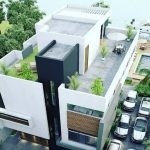 An off plan 5 bedroom duplex and 2 rooms BQ on 1200sqm water front
