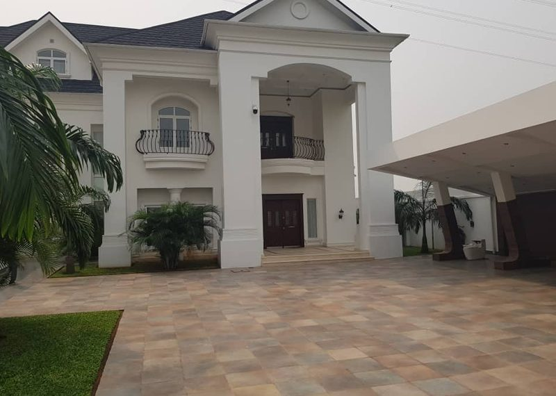 Premium Luxury 7 Bedroom Water Front Mansion for sale in Lagos, Ikoyi, Banana Island