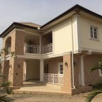 A partially furnished 8 bedroom duplex with BQ and guesthouse for sale in Abuja, Katampe