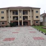 A block of 6 units of 3 bedroom flat with a bq each for sale in Lagos, Ikoyi