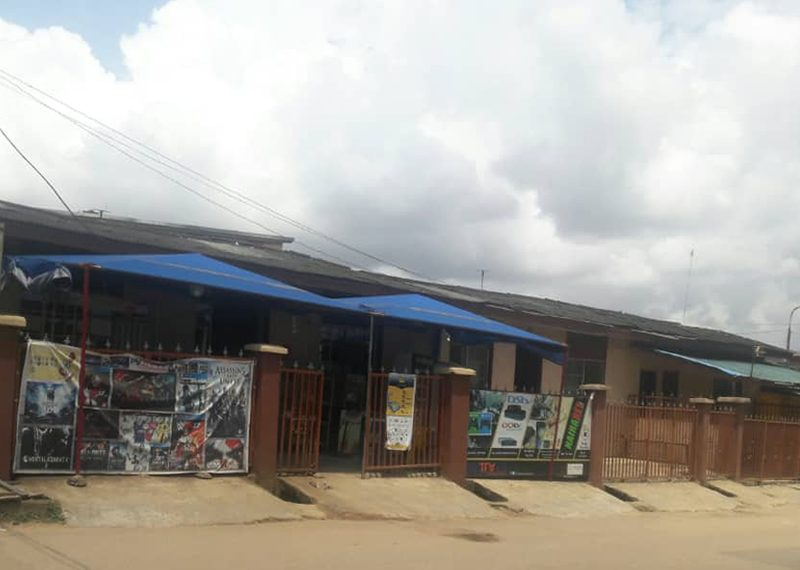 A bungalow for sale in Lagos, Ojodu Berger