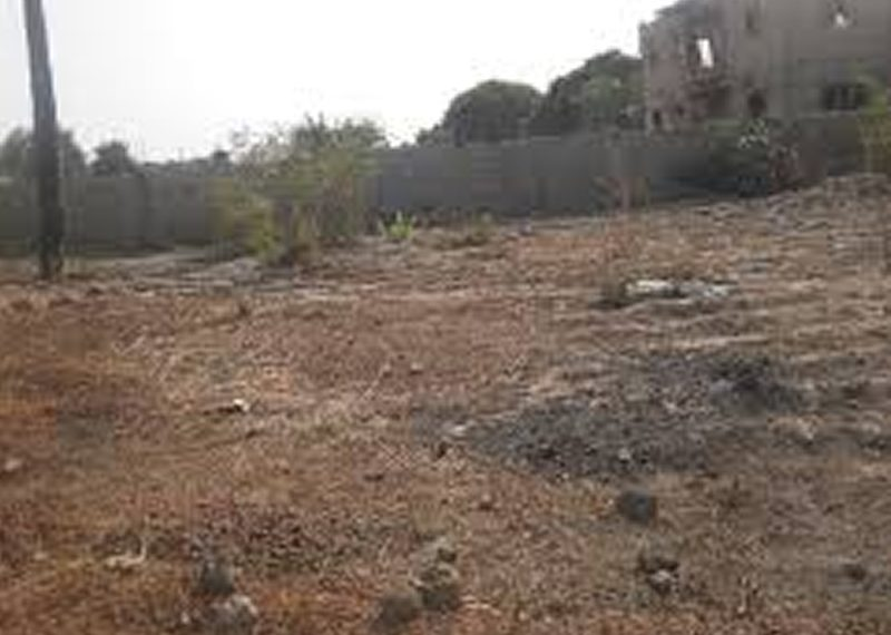 Corner piece land of 2122.566sqm for sale in Lagos, Obanikoro
