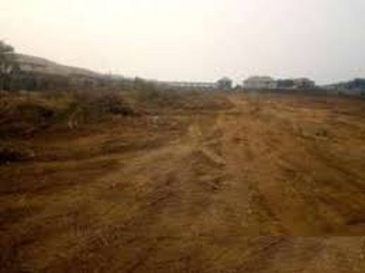 A land measuring 2500sqm for sale in Abuja.