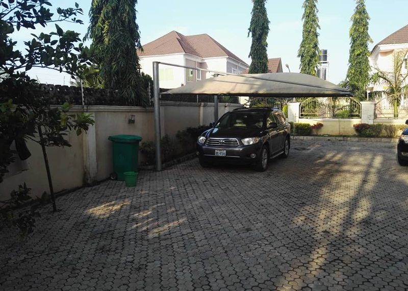 A luxury 5 bedroom detached duplex for sale in Abuja, Apo