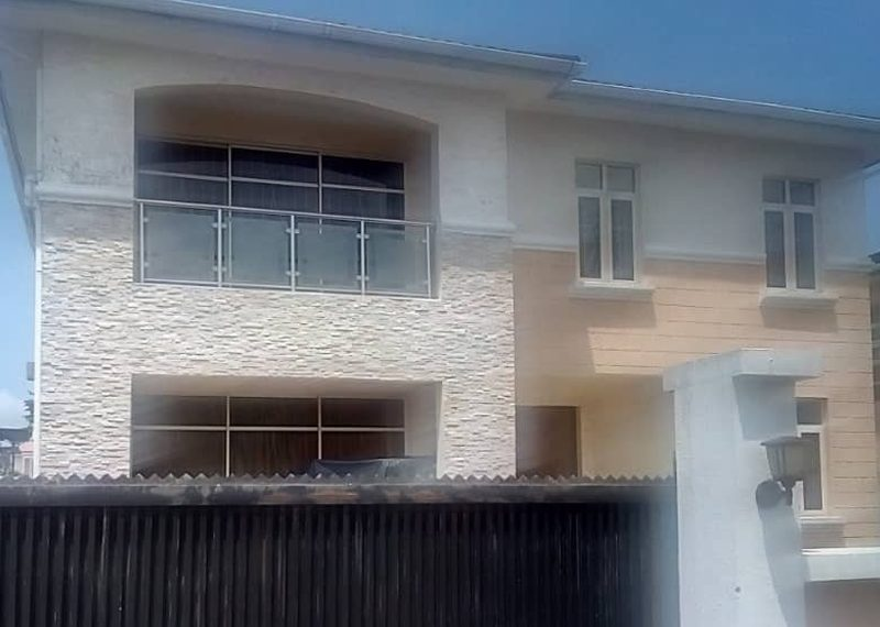 4 bedroom detached duplex for sale in Lagos, Victoria Island, Oniru