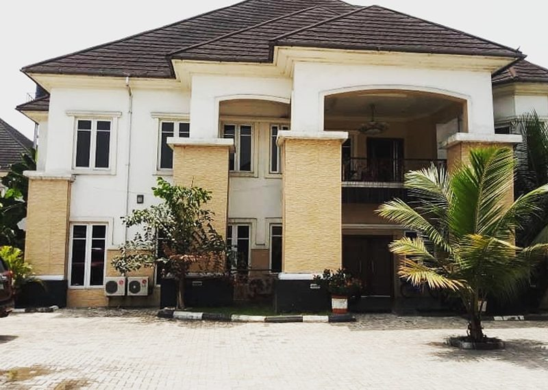 Luxury 5 bedroom detached duplex for sale in Rives, Port Harcourt