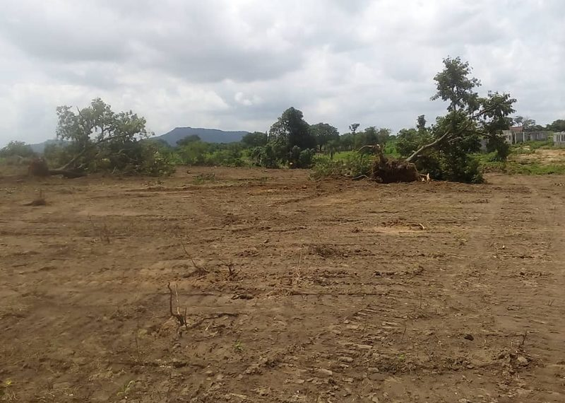 50 acres of mixed development land for sale in Lagos, Epe