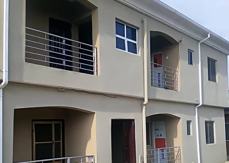 Beautifully finished block of flats for sale in Lagos, Isolo, Ejigbo