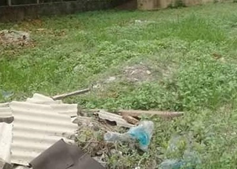 Bare land of 10 acres for sale in Lagos, Surulere, Alaka Estate