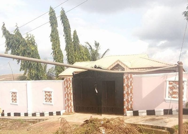 Tastefully finished 3 bedroom bungalow for sale in Ogun, Ota, Ijoko