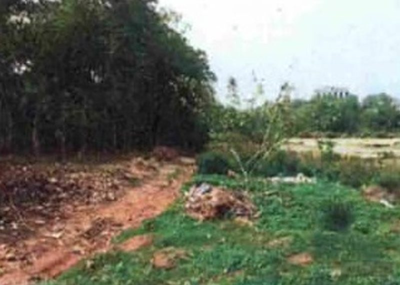 Bare land of 11,963sqm for sale in Abuja, Lugbe