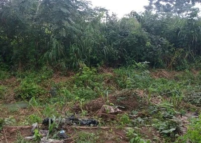 Bare land of 3,600sqm for sale in Abuja, Katampe Extension