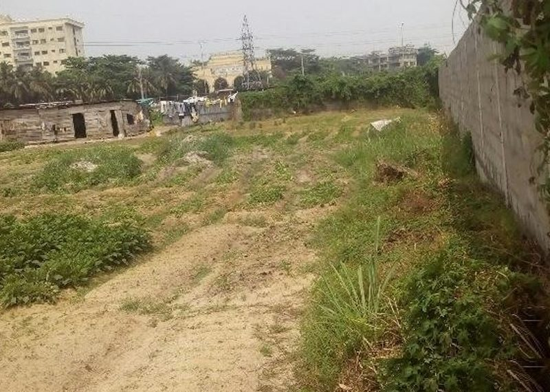 Commercial land of 3,000sqm for sale in Lagos, Victoria Island, Oniru