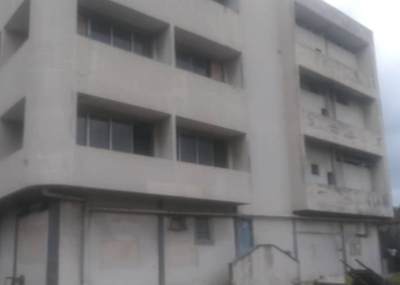 A commercial property for sale in Lagos, Surulere, Ojuelegba