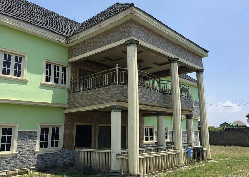 A fully detached 11 bedroom duplex for sale in Lagos, Festac, Satellite Town