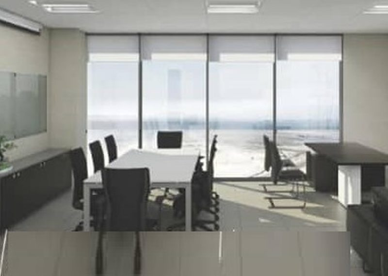 A luxurious open plan office space for sale in Lagos, Victoria Island, Eko Atlantic