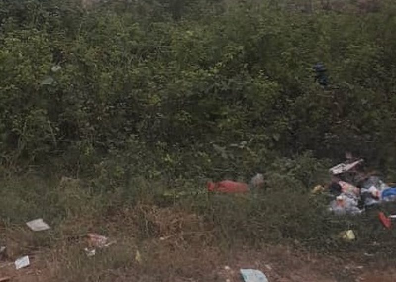 Land measuring 1,200sqm with a bungalow for sale in Abuja, Asokoro