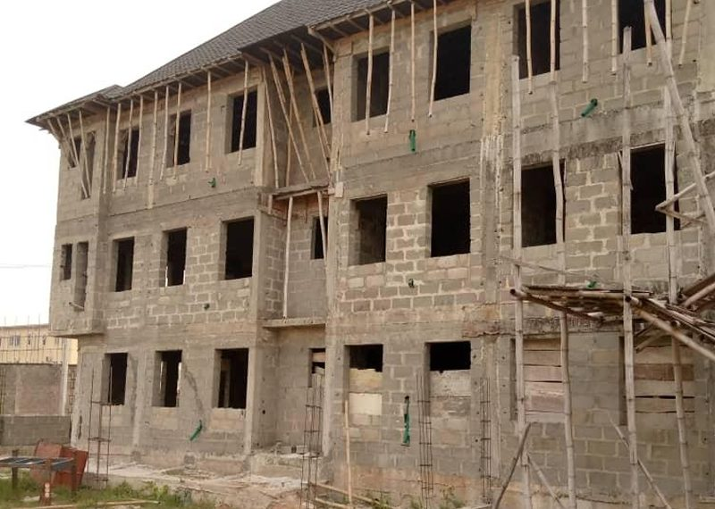 An off plan 3 bedroom flat for sale in Lagos, Lekki, Ikate