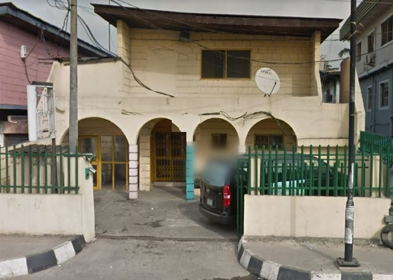 A storey building for sale in Lagos, Surulere, Bode Thomas