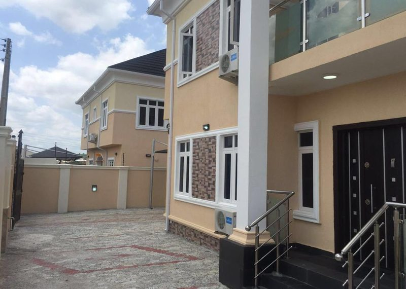A tastefully built 4 bedroom detached duplex for sale in Oyo, Ibadan, Jericho
