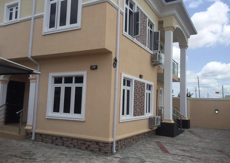 A fully detached duplexA tastefully built 4 bedroom detached duplex for sale in Oyo, Ibadan, Jericho