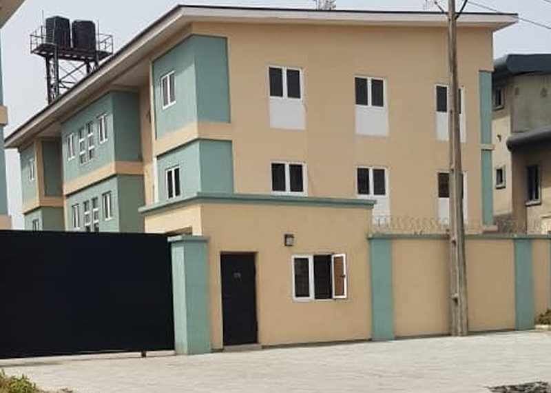 A 4 bedroom terrace Duplex for rent in Lagos, Lekki Right Side