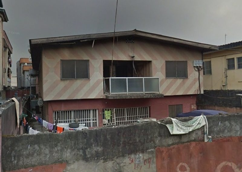 A block of 4 units of 3 bedroom, 2 units of 2 bedroom flat for sale in Lagos, Surulere, Coker