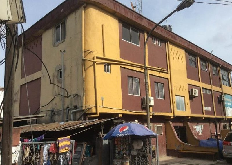 2 Storey office complex for sale in Lagos, Surulere, Ojuelegba Road