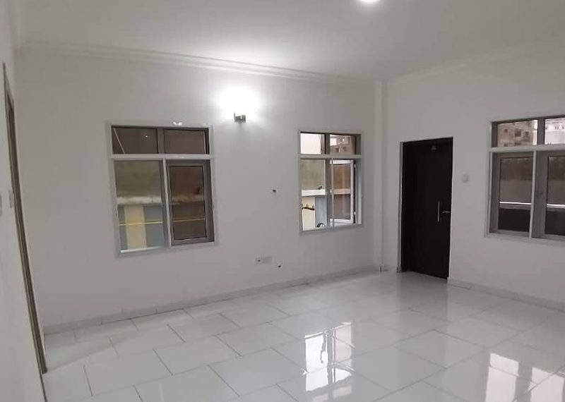 flat with swimming pool and bq