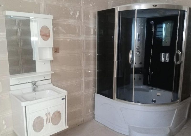 A duplex for sale in Lagos