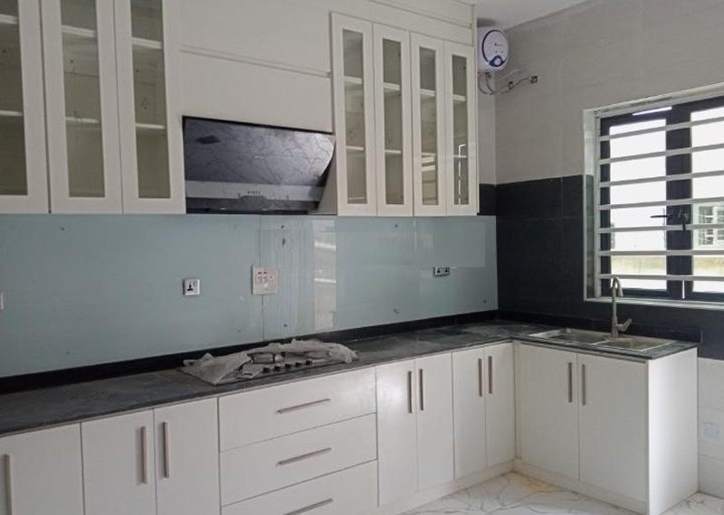 A 4 bedroom detached duplex for sale in Chevron Drive, Lekki, Lagos