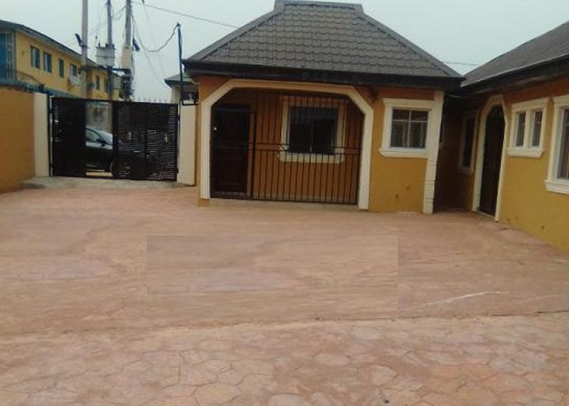 Bungalows for sale in agege