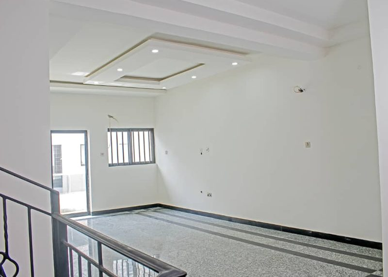 A terrace house in Lekki