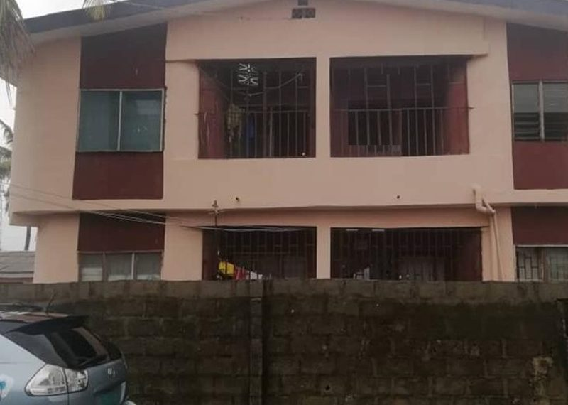Block of flats for sale in Ojo