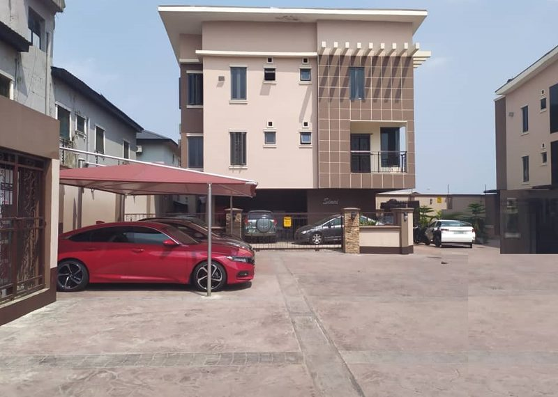 2 bedroom flat for sale in Ogudu GRA